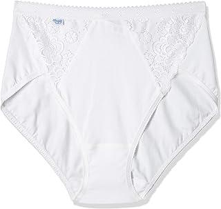 ملابس داخلية شيك ميدي شوجي للنساء أبيض (أبيض) (Manufacturer Size:Medium/42 EU)
