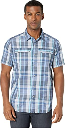 Sky Blue Multi Plaid