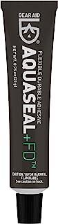 GEAR AID Aquaseal FD Flexible Repair Adhesive for Outdoor Gear and Vinyl, Clear Glue