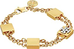 Block-T Line Bracelet