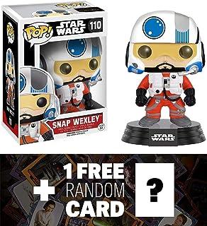 Star Wars Snap Wexley: Funko POP! x Vinyl Bobble-Head...