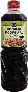 1000ml KIKKOMAN Salsa de soja cítrica PONZU / salsa de soja