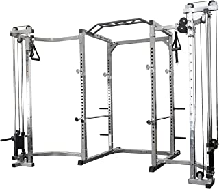 Valor Fitness BD-33 Heavy Duty Power Cage w/Available Bundle Options for a Complete Home Gym