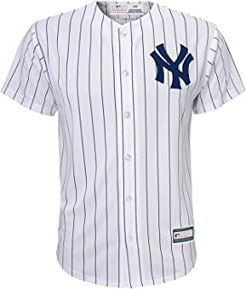 Outerstuff MLB 8-20 Youth Blank Cool Base Home Color Team Jersey