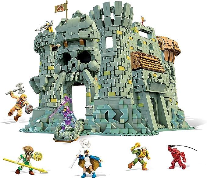 43 opinioni per Mega Construx Masters of the Universe, Castello del Teschio, con 3508 pezzi,