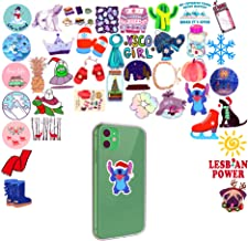 Love Sticker Pack 50Pcs Graffiti VSCO Decal Bomb for Kid Hippie Water Bottle Laptop Cellphone Bicycle Motorcycle Car Bumper Stickers Luggage Travel Case