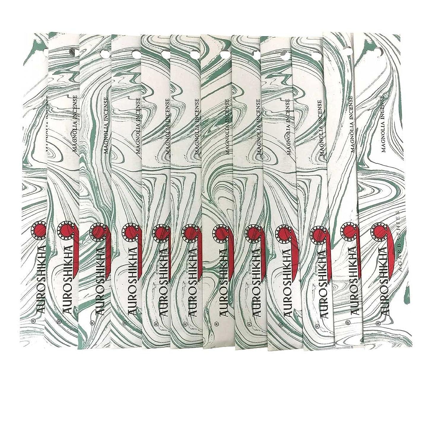 セレナベジタリアン玉ねぎAUROSHIKHA オウロシカ(MAGNOLIAマグノリア12個セット) マーブルパッケージスティック 送料無料