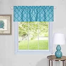 Achim Home Furnishings Colby Window Curtain Valance, 58
