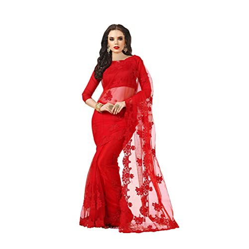 989cda189a7a4b Plain Red Saree  Buy Plain Red Saree Online at Best Prices in India ...