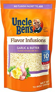 UNCLE BEN'S Flavor Infusions: Garlic Butter (6pk)