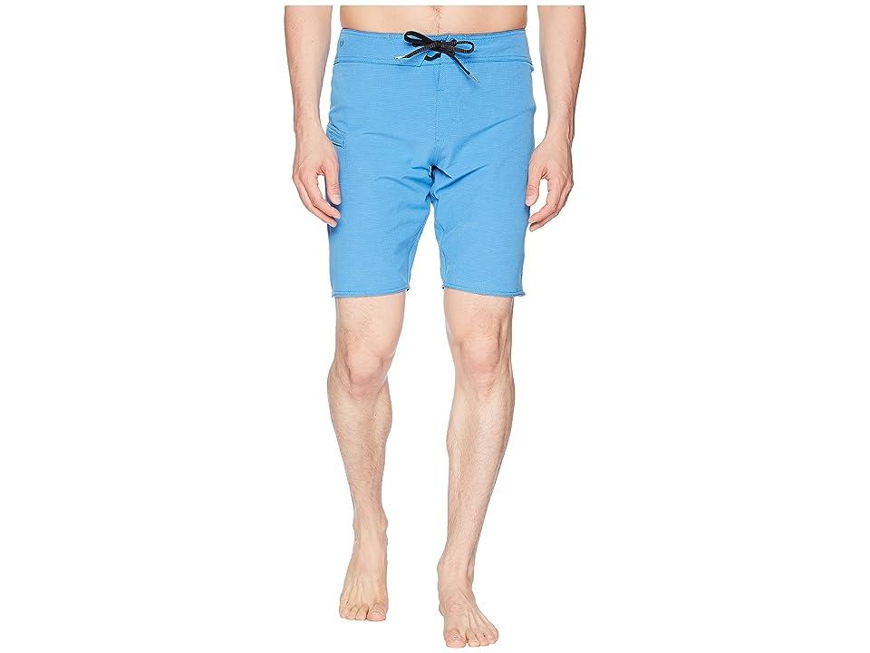 Volcom Lido Slub Mod Boardshorts (Free Blue) Men