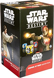 Star Wars Destiny: Empire at War Booster Box Card Game