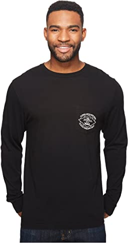 O'Neill - Wooly Long Sleeve Screen Tee