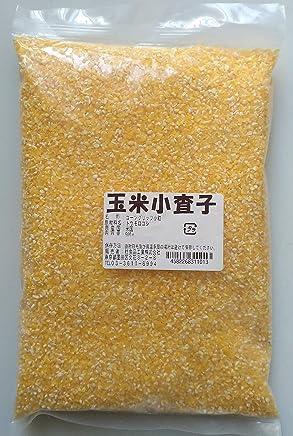 横浜中華街 玉米査子 小粒 (コーン粗挽き、小粒) 500g 中華食材?品番:1500101