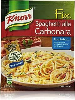 knorr carbonara pasta