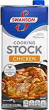Swanson Chicken Cooking Stock, 32 oz. (Pack of 12)