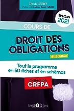 Livres Cours de droit des obligations : Tout le programme en 50 fiches et en schémas PDF
