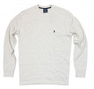 1ef21e8e8474 Polo Ralph Lauren Men s Long-sleeved T-shirt   Sleepwear   Thermal in  Heathered