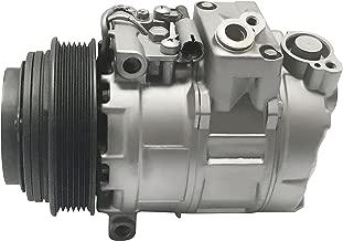 RYC Remanufactured AC Compressor and A/C Clutch GG356