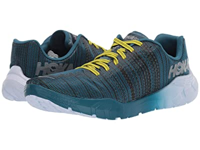 Hoka One One Evo Rehi (Citrus/Cyan) Men