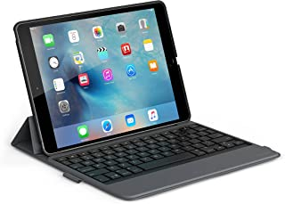 ZAGG Messenger Folio non-Backlit Case with Keyboard for Apple iPad Pro 9.7