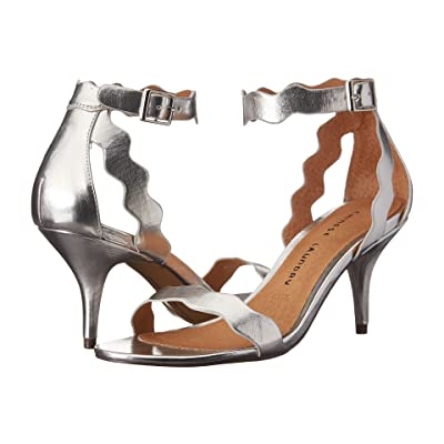 Chinese Laundry Rubie (Silver Metallic) High Heels