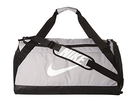 Atmosphere Brasilia Nike Duffel Blanco Gris Negro Bag Medium dIAzAqw6