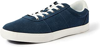 Amazon Brand - Symbol Men's Navy Sneakers-7 UK/India (41 EU) (AZ-YS-196 A)