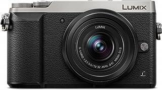 Panasonic LUMIX GX85 4K Mirrorless Interchangeable Lens Camera Kit, 12-32mm Lens, 16 Megapixels, Dual Image Stabilization,...