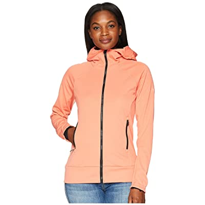 adidas Outdoor Stretch Softshell Jacket (Trace Scarlet) Women