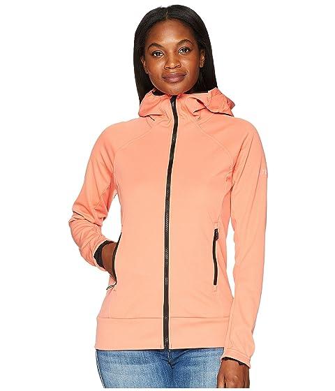 Stretch Softshell Jacket, Trace Scarlet