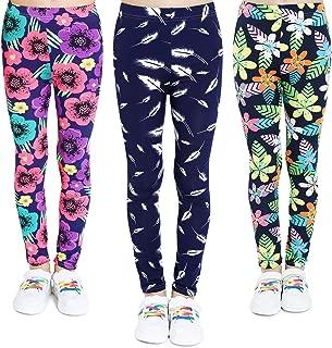 Bambini Ragazza Leggings Legging Pantaloni Pantaloni sportivi FROZEN colorato 104 110 116 128 140