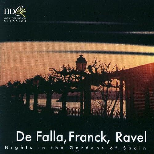 Noches en los Jardines de España, Symphonic Impressions For Piano ...