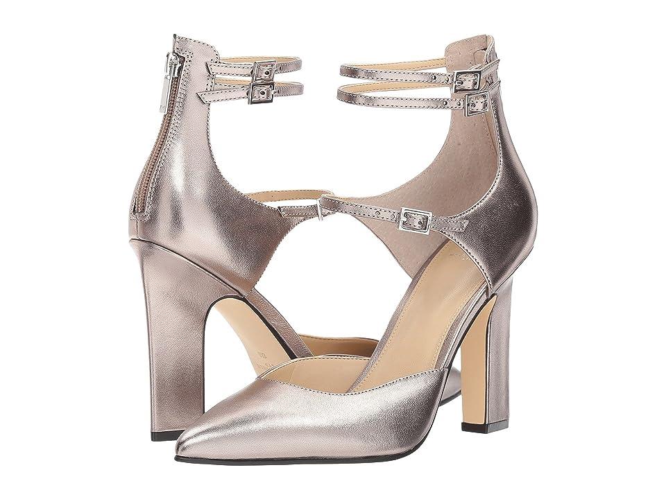 Marc Fisher LTD Magnol (Warm Silver Leather) Women