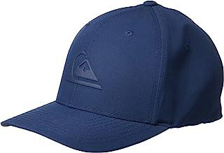قبعة بيسبول رجالي من Quiksilver مطبوع عليها AMPED UP