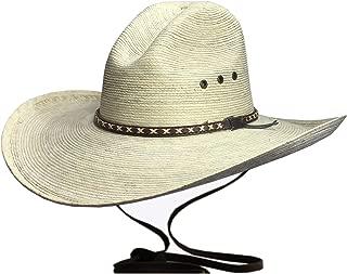 BULL-SKULL HATS Palm Leaf Cowboy Hat, GUS 505