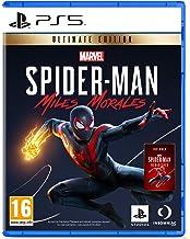 Sony, Marvel's Spider-Man : Miles Morales sur PS5, Jeu d'action et d'aventure, Ultimate Edition, Version physique, En fran...