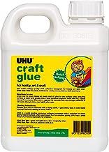 UHU Glue Craft Glue 1 Litre, (33-49205)