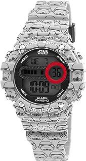 AM:PM Kids Star Wars Storm Trooper Digital Sports Watch SP188-U482 Gray/