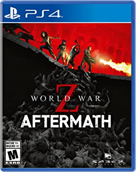 World War Z: Aftermath for PS4