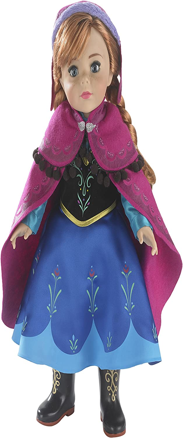 Madame Alexander Anna, Frozen, 18  Collectible Doll