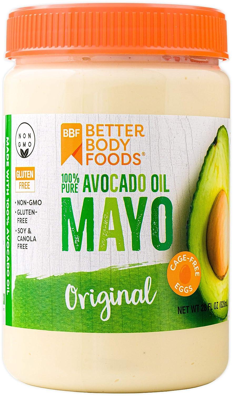 BetterBody Foods Avocado Oil Mayonnaise Non-GMO Branded goods Oklahoma City Mall Spread Mayo Mad