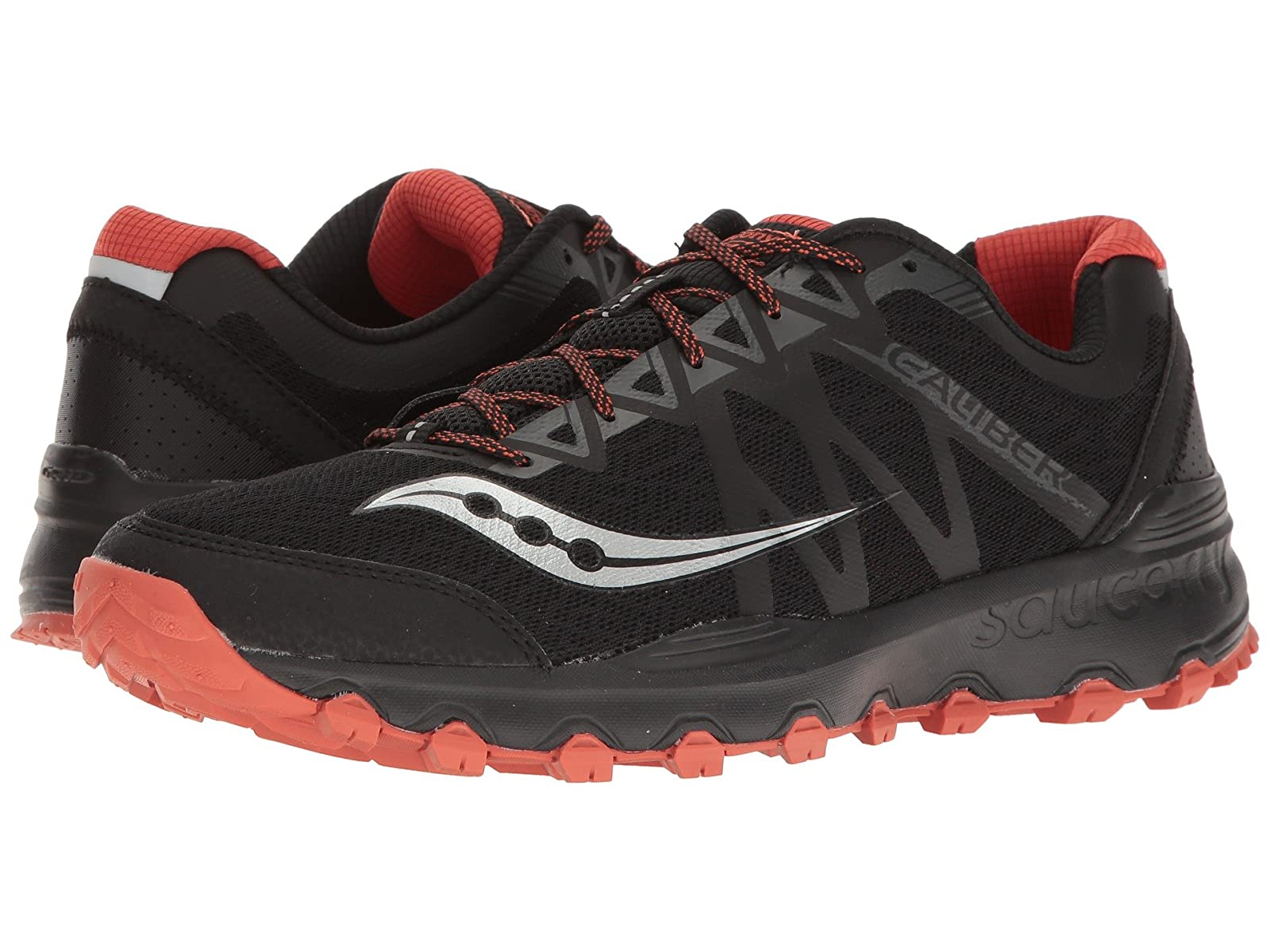 Saucony Caliber TrailAtmospheric grades have affordable shoes