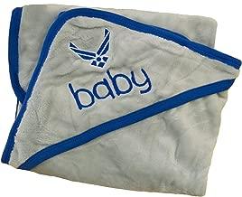 Best air force baby blanket Reviews