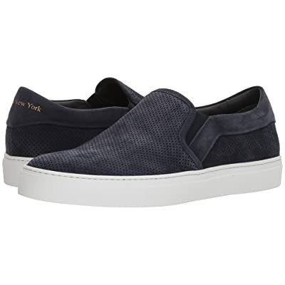 To Boot New York Buelton (Blue Suede) Men