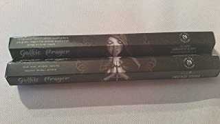 Pack Of 6 Gothic Prayer Incense Sticks By Anne Stokes