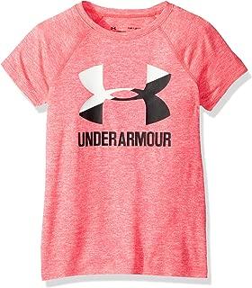 Girls' Big Logo Novelty Shorts Sleeve T-Shirt