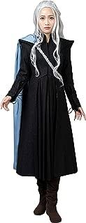 Queen Daenerys Targaryen Cosplay Costume Outfit mp004092