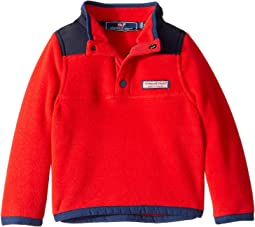 Contrast Shoulder Fleece Shep (Toddler/Little Kids/Big Kids)