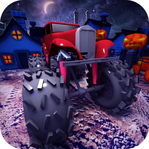 Halloween Monster Truck